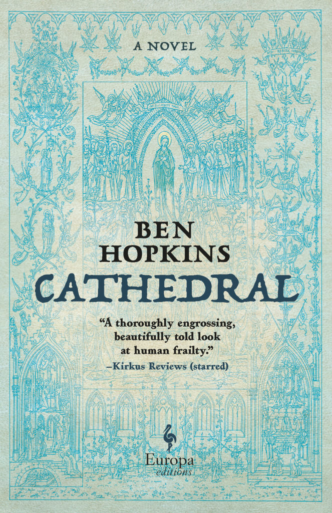 Cover art for Cathedral by Ben Hopkins